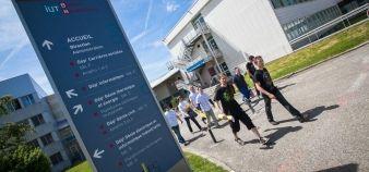 À peine 29% des entrants en STS sont issus de la voie professionnelle et moins d'un étudiant en IUT sur trois est passé par un bac technologique. //©IUT de Belfort-Montbéliard