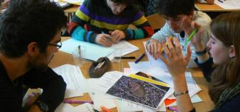 Design thinking - Paris Est D.school © Ecole des ponts 2013