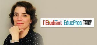 Ariane Despierres-Féry est la nouvelle directrice de la rédaction de l'Etudiant //©l'Etudiant
