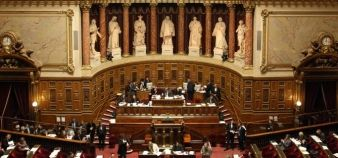 Après deux courtes journées de débat, le Sénat a adopté le projet de loi ORE jeudi 8 février 2018. //©Sénat