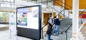 Arnaud Poitou devrait reprendre la tête de Centrale Nantes le 1er janvier 2018. Le ministère a deux semaines pour approuver son élection. //©Thomas Louapre / Divergence pour l'Étudiant