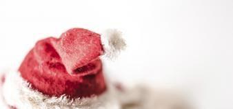 Ce procès du Père Noël a été organisé par l'association étudiante Les Tribuns nantais. //©plainpicture/Carrie Marie Burr