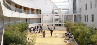 La CCI Paris-Île-de-France réfléchit à implanter le Bachelor de Novancia sur les campus européens de l'ESCP Europe. //©Novancia