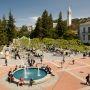 L'université de Berkeley en Californie // DR