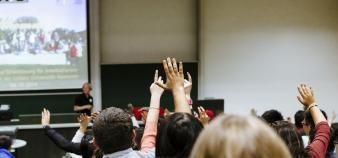 Le droit à la poursuite d'études est durci dès la rentrée 2021. //©David Carreno Hansen/plainpicture