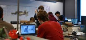 Développer des opportunités d'innovation et d'entrepreneuriat sur le campus permet incontestablement d'ouvrir et de régénérer les pratiques de l'université. //©UPMC