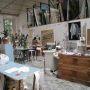 Un atelier de l'Ecole des Beaux-Arts de Paris © S.deTarlé //©Sophie de Tarlé
