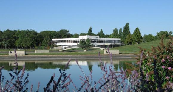 L'université d'Orléans // ©Université d'Orléans - JS Loiseau.