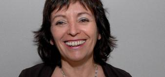 Laure Ortiz, présidente de l'association Sciences Po-Europe (ESoPA)