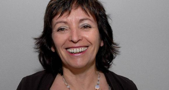 Laure Ortiz, présidente de l'association Sciences Po-Europe (ESoPA)