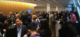 Près de 400 participants se sont réunis au forum annuel d'edX, du 14 au 16 novembre. L'occasion de partager leurs pratiques et leur vision de l'avenir des Mooc. //©Martin Rhodes