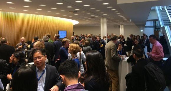 Networking entre deux conférences edX