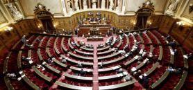 La proposition de résolution européenne a été rejetée par 186 voix contre 153. //©Denis Allard/REA