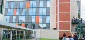 Le campus de l'Efrei à Villejuif accueille déjà l'Esigetel depuis 2012. //©Efrei Paris