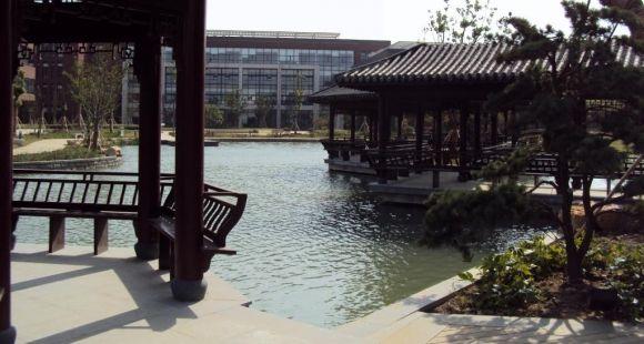 Campus de Kedge à Suzhou // DR