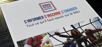 Le déploiement du service national universitaire (SNU), prévu pour le mois de juin 2019, crispe les débats au Sénat. //©Nicolas Tavernier/REA