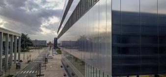 L'université Paris-Saclay, issu d'un regroupement, fait son entrée dans le classement du Times Higher Education. //©Laurent Grandguillot/REA