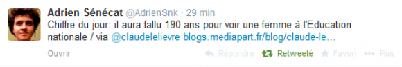 Tweet - Najat Vallaud Belkacem