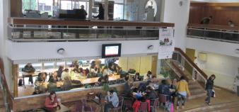L'université de Savoie a vu sa valeur ajoutée concernant la réussite en licence fortement progresser, atteignant 11,3 points (+4,2) d'après l'indicateur ministériel publié en juillet 2015. //©Virginie Bertereau