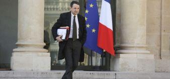 Thierry Mandon a été nommé secrétaire d'Etat à l'Enseignement supérieur et à la Recherche mercredi 17 juin 2015 //©Hamilton / R.E.A