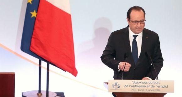 François Hollande veut élargir l'offre de formation en apprentissage.