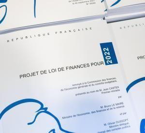 Le budget du ministère de l'Éducation nationale, de la Jeunesse et des Sports atteindra 57 milliards d'euros en 2022. //©Romain GAILLARD/REA