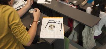 L'UPMC a été la première université à utiliser les boîtiers interactifs en amphi //©Pierre Kitmacher