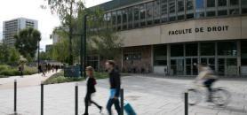 """L'université de Strasbourg propose depuis 2011 un diplôme universitaire intitulé """"droit, société et pluralité des religions"""". //©REA/Frederic Maigrot"""
