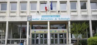 L'université Paris 13 est condamnée à verser 1.500 euros au directeur de l'IUT. //©Nicolas Tavernier/REA