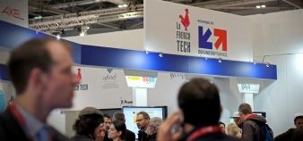 The 2017 French Tech pavilion was mounted by Business France, which supports the international development efforts of French SMEs. // © C. Authemayou