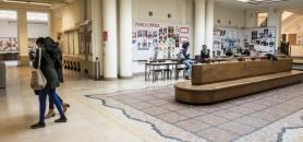 Le programme Premier Campus entend accompagner des lycéens boursiers jusqu'à l'enseignement supérieur. //©Gilles Rolle/REA