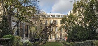 Avec sa campagne massive de levée de fonds, l'IEP de Paris compte bien augmenter la part du mécénat dans le budget de l'établissement, qui est actuellement de 9%. //©Sciences-po