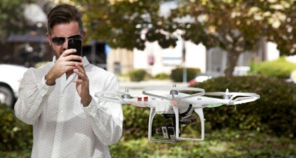 Un participant au programme de formation de la Singularity University (Etats-Unis)