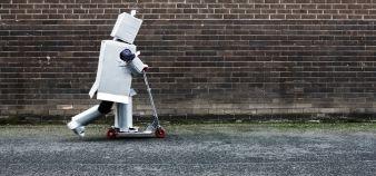 robot //©PlainPicture / Cultura