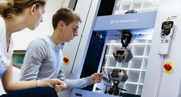 A l'ECAM Lyon, plus de 200 ingénieurs sont diplômés chaque année, contre une vingtaine à Strasbourg.