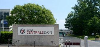 L'école Centrale de Lyon proposera, grâce à l'ENISE des diplômes de spécialité. //©Laurent Cérino / R.E.A
