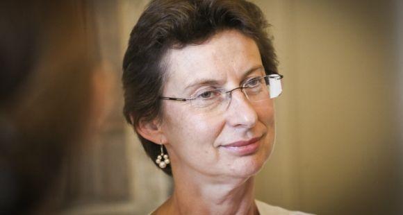 Clothilde Valter, secrétaire d'État à la Formation professionnelle et à l'Apprentissage.