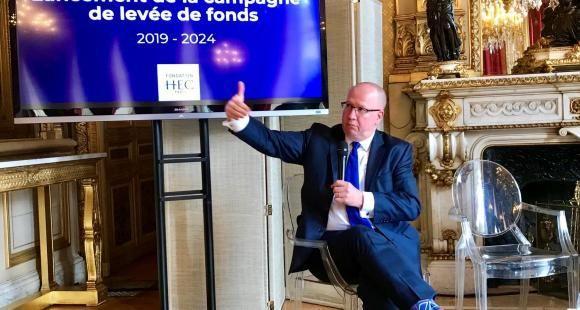HEC Paris ambitionne de lever 200 millions d'euros via sa fondation
