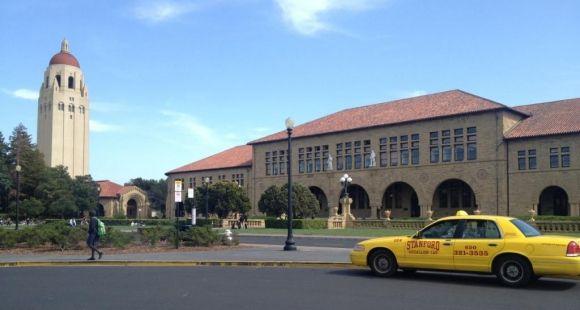 L'université de Stanford ©C.Garandeau - mai 2014