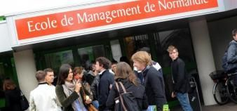 L'EM Normandie s'apprête à changer de directeur en début d'année 2020. //©EM NORMANDIE