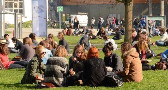 Université Rennes 2 - Campus - étudiants
