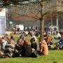 Université Rennes 2 - Campus - étudiants //©S.Boyer - service communication université Rennes 2