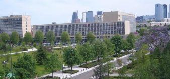 C'est le centre sportif universitaire, qui représente 12% de la consommation énergétique du campus, qui sera réhabilité en premier. Coût du chantier : 6 millions d'euros. //©Communication Université Paris Ouest Nanterre La Défense