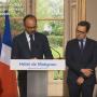 Le Premier ministre a tiré un bilan d'étape de Parcoursup, mercredi 25 avril 2018. //©Capture d'écran