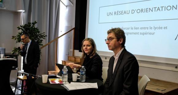 Orientation : l'académie de Versailles se lance dans une nouvelle approche