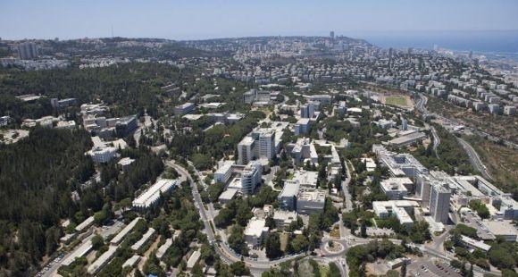 Israël. Le Technion vu du ciel // DR