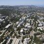 Israël. Le Technion vu du ciel // DR //©Institut Technion