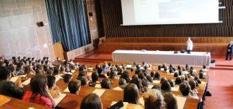 Sur le millier de postes nouveaux, près de 600 sont dirigés vers les universités, 200 pour les Comue, 52 sont attribués aux écoles d'ingénieurs et plus d'une centaine vers d'autres établissements, comme les IEP. // Université Rennes 1 //©Gaëlle Le Page