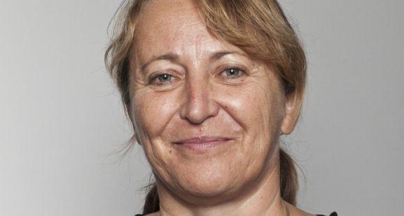 Christine Gangloff-Ziegler, présidente de l'UHA (Université de Haute-Alsace).