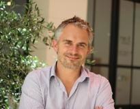Olivier Vigneau, cofondateur et directeur général d'Open Digital Education. //©Open Digital Education